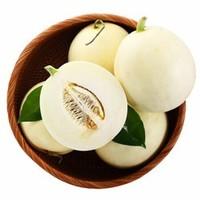 陕西周至甜瓜 新鲜水果 6粒装 净果2.5kg 净重5斤