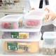禧天龙 冰箱食物保鲜盒密封盒6件套 49.9元(需用券)