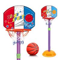 豆豆象 家用可升降卡通篮球架