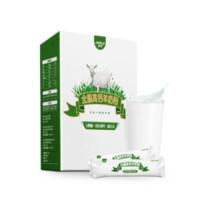 卓牧羊奶粉成人全脂高钙羊奶粉400g 25g*16条
