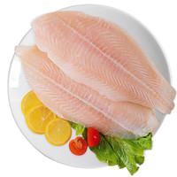 渔匠的鱼 越南巴沙鱼 600g*2袋