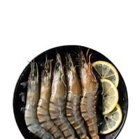 简味鲜 海捕大对虾 900g 6只
