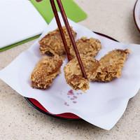 日本进口厨房吸油纸 烘焙烧烤油炸食品垫纸烹饪 去油纸巾滤油纸
