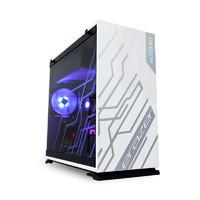 Lenovo 联想 异能者 迎广 台式电脑主机 R5-3600 8GB 512GB-SSD GTX1660Super 白色