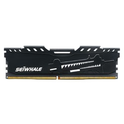 SEIWHALE 枭鲸 DDR4 2666MHz 台式机内存条 32GB