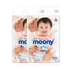 moony 皇家系列 通用纸尿裤 L54片*2