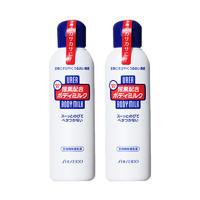 SHISEIDO 资生堂 尿素系列尿素配合补水护肤乳液套装 150ml*2瓶