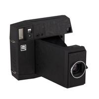 LOMOGRAPHY Lomo'Instant Square 方形拍立得相机 一次成像 经典墨黑色 单机(不含电池相纸)