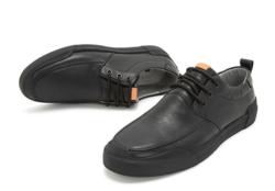 百丽 5YC01AM9 男士商务休闲皮鞋
