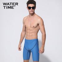 WATERTIME 咚泳 W-2064 男士专业游泳裤