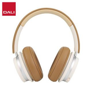 达尼(DALI) IO-4 6无线蓝牙降噪头戴式耳机 游戏手机io4耳麦 IO-4焦糖白色