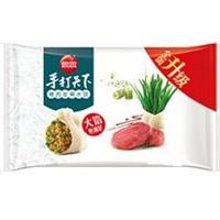 14日10点:思念 手打天下水饺  猪肉韭菜口味 1.08kg
