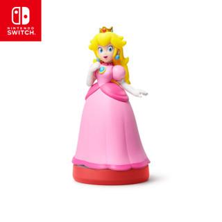 Nintendo 任天堂 国行amiibo 桃花公主 标准款