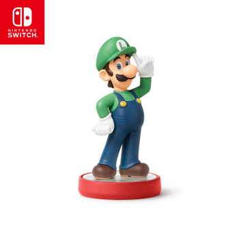 Nintendo 任天堂 国行amiibo 路易吉 标准款
