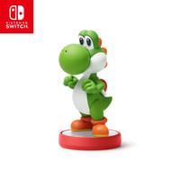 任天堂 Nintendo Switch 超级马力欧 耀西 标准款 国行amiibo游戏互动模型 NS周边配件