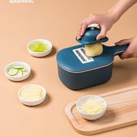/限量促销 物鸣切丝器家用多功能切片土豆丝神器切菜厨房用品擦丝
