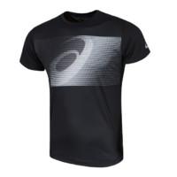 ASICS 亚瑟士 2011A397 男士LOGO短袖T恤