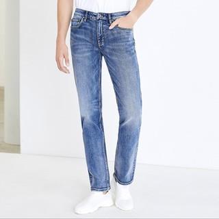 InteRight 4821955 男士水洗牛仔裤