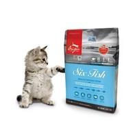 绝对值、百亿补贴 : orijen 渴望 六种鱼配方全猫粮 5.4kg