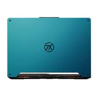 ASUS 华硕 天选系列 天选 FA506 15.6英寸 笔记本电脑 锐龙R7-4800H 16GB 512GB SSD GTX 1660Ti 6G 元气蓝