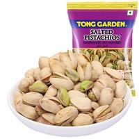 TONG GARDEN 东园 每日坚果 果干炒货 盐焗开心果 30g *12件