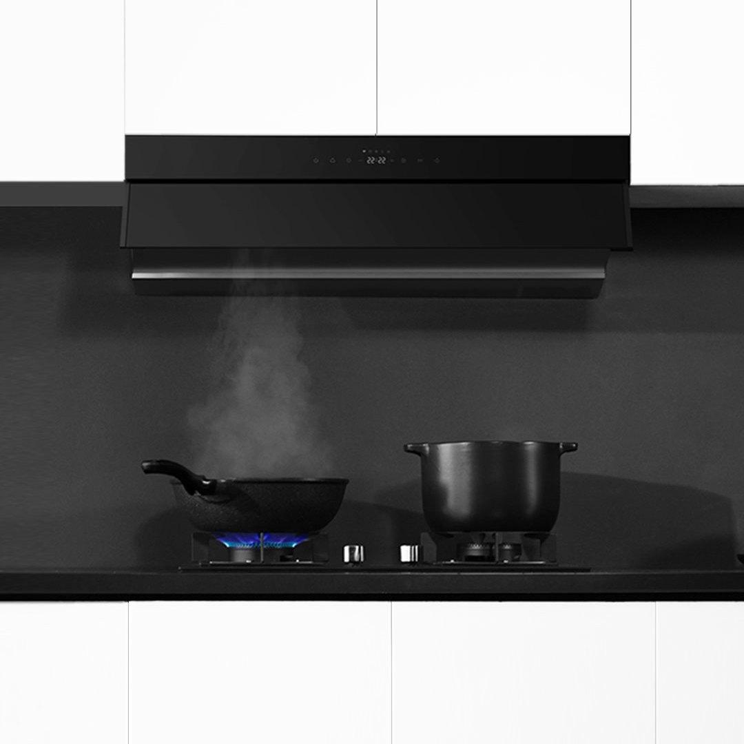 VIOMI 云米 CXW-260-VK701 互联网智能吸油烟机 黑色