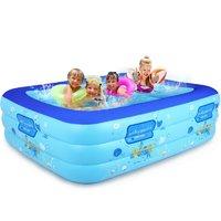 OPEN BABY 欧培 儿童戏水泳池 1.3m