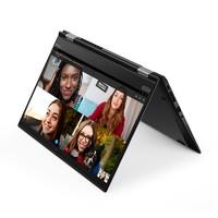 ThinkPad X13 Yoga(0WCD)13.3英寸笔记本电脑(i5-10210U、8GB、256GB)