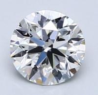 Blue Nile 0.70克拉圆形切割钻石