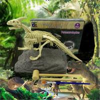 Zhiqixiong 稚气熊 考古恐龙挖掘玩具 大款霸王龙