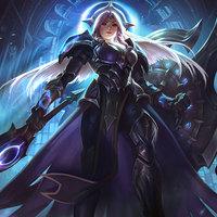 英雄联盟 英雄皮肤 月蚀骑士 蕾欧娜