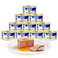 珍致 FancyFeast 慕斯成猫罐头 金线鱼鸡肉味85g*24 猫咪主食罐 宠物零食湿粮