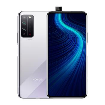 HONOR 荣耀 X10 5G双模智能手机 光速银 6GB+64GB