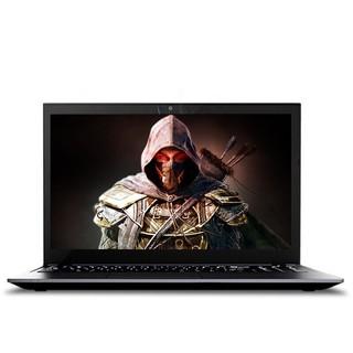 炫龙(Shinelon)DC2畅玩版 GTX1050 4G独显 15.6英寸游戏笔记本电脑(i5-9400 8G 256G SSD IPS)