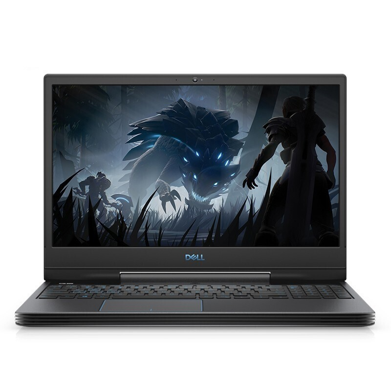 DELL 戴尔 G系列 G5 笔记本电脑 (黑色、酷睿i5-9300H、8GB、128GB SSD 1TB HDD、GTX 1650 4G)