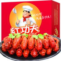 红功夫小龙虾 十三香中号 34-50只 1.8kg *2件