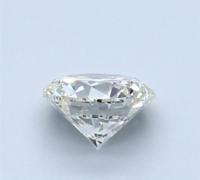 Blue Nile 0.90克拉 圆形切割钻石(切割非常好,成色I,净度VS1)
