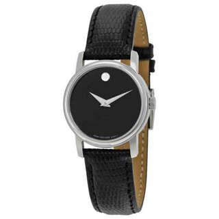 银联专享 : MOVADO 摩凡陀 Collection 博物馆系列 2100004 女款时装腕表