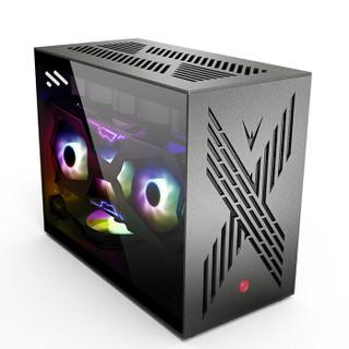 雷匠 R-i5 ITX机箱 钛金灰