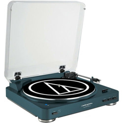 audio-technica 铁三角 AT-LP60-BT 无线蓝牙唱机