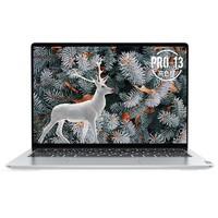 联想小新pro13超轻薄笔记本电脑2.5K高色域全面屏人脸识别超极本 锐龙R5-3550H 16G 512G固态 雅致银 Vega游戏核显+正版Win10