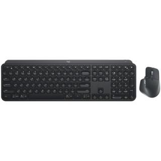 logitech 罗技 Logitech 罗技 MX Keys 无线蓝牙键盘 + Logitech 罗技 MX Master3 双模蓝牙鼠标 键鼠套装
