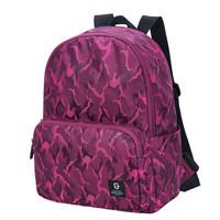 SWISSGEAR 电脑包 时尚双肩包 休闲健身包笔记本背包书包旅行包 SA-9985迷彩红