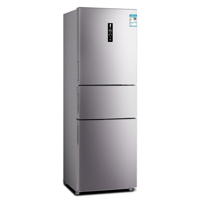 新飞 Frestec)260升三门冰箱家用一级能效节能省电变频风冷无霜电冰箱小智能变温 BCD-260WK3AT