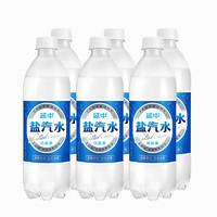 延中 盐汽水 夏季解暑饮料 600mlx12瓶