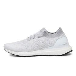 阿迪达斯Adidas 2018秋季 男性 ULTRABOOST UNCAGED爆米花袜套缓震透气跑步鞋 DA9157 40码