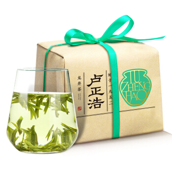 LUZHENGHAO 卢正浩 明前特级龙井茶 200g