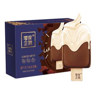 ZERO 零度企鹅 黑巧克力味 雪糕 冰淇淋  42g支*6支/盒 *5件