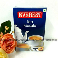 india food印度食品EVERST TEA MASALA奶茶香料粉CHAI 100g