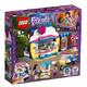 LEGO 乐高 好朋友系列 41366 奥莉薇亚草莓蛋糕咖啡店 低至129元
